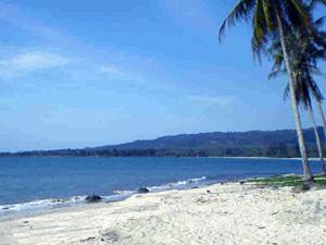 Bama Beach Pandeglang Banten