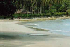 Ciputih Beach Pandeglang Banten