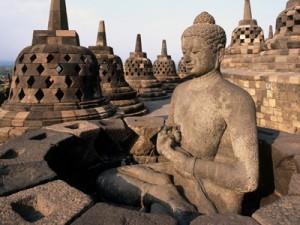 Borobudur Java Indonesia