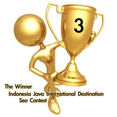 Winner Indonesia Java International Destination